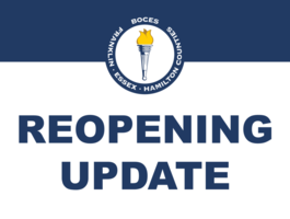 FEH BOCES School Reopening Update